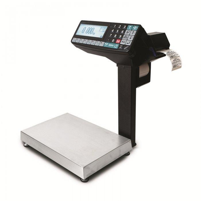 Весы принтером итекеток с купить